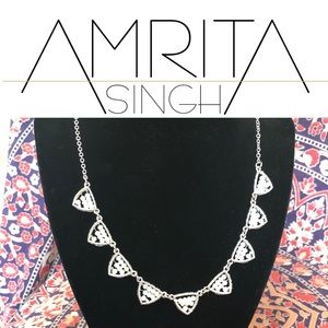 "NWT Amrita Singh ""Brooke"" beaded necklace"